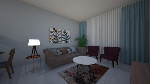 lili 2 - Modern - Living room - by liorank
