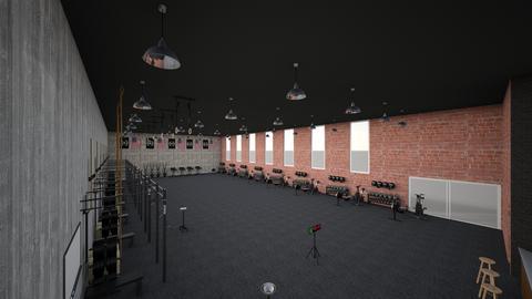 Gym 6 - by rogue_9837734453203cdb18d3ea47c4cdf