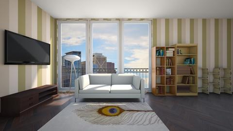 livingpartemnr - Living room - by canvas_creativity
