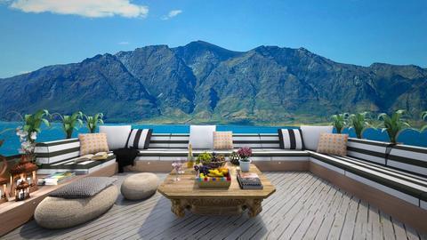 Deck   - by Roberta Coelho