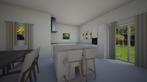 kitchen noman 1 - by lisa a  maylin