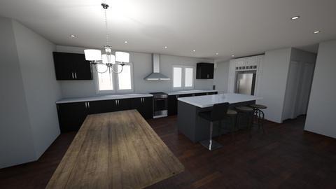 Kitchen Remodel V3 - Kitchen - by prdillon1012