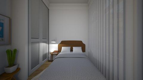Casa273Bedroom - Modern - Bedroom - by nickynunes