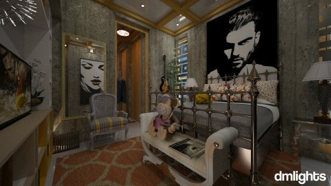 Bem Estar - Bedroom - by Danila   Lopes