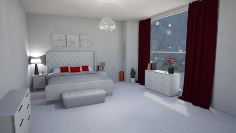 Bedroom2 - by lovicmarinna