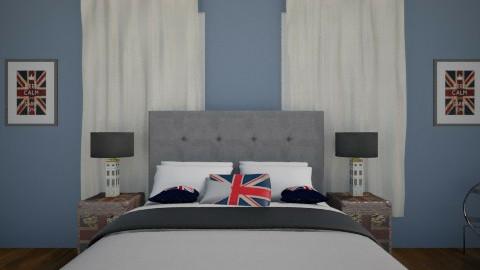 England/London - by Ashley Thacker