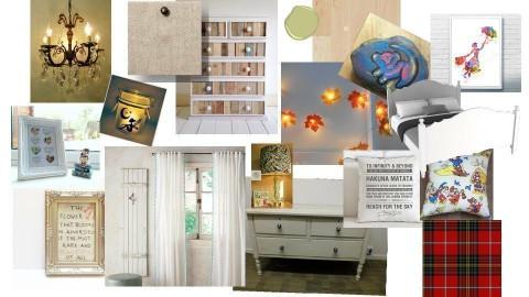 dream disney room - by famasamusa