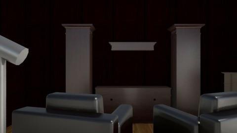beast living room - Living room - by danielsoccer123