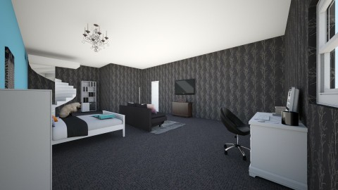 emmas - Bedroom - by emmasamlow1