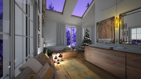 Navidad - Bathroom - by rasty