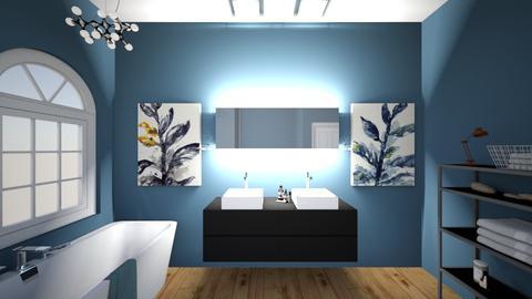 Bathroom - Modern - Bathroom - by rhyspodvoiskis101