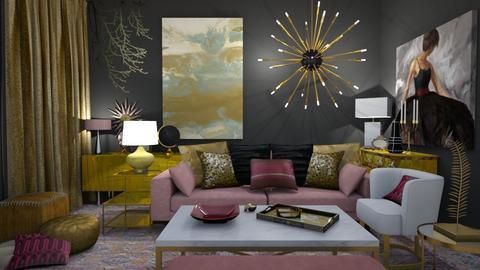 jpk006 - Living room - by jpk513