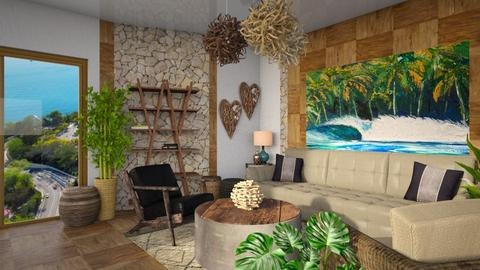sumatra - Living room - by yulamalina