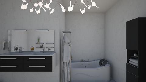 bath3 - Modern - Bathroom - by Anelia1601