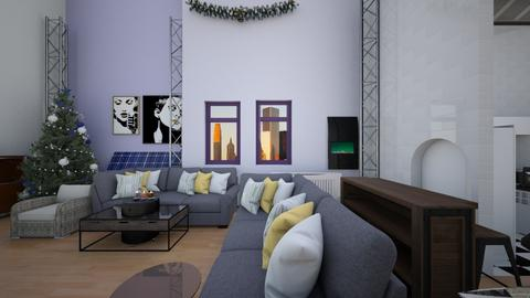 11072019_1Bedroom_2 - Modern - by Everybodyloveskm
