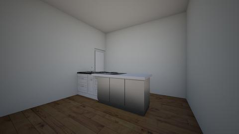 2 - Kitchen - by momogazma