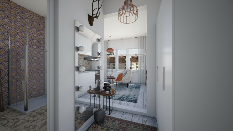 All New - Living room - by nelly_wreland