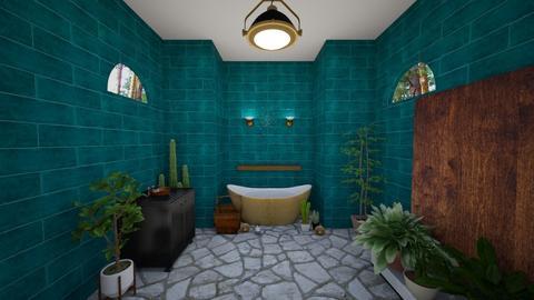 bath - Bathroom - by Lady Twinkletoes