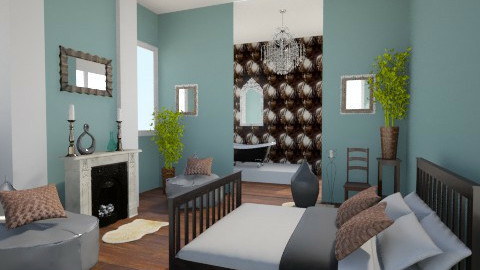 room variations - Living room - by 20questions
