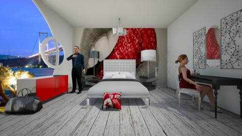 room5 - Bedroom - by tzwetelina_gitewa