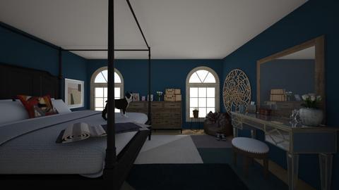Teen Bedroom - Bedroom - by LaxNat