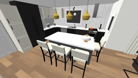 Hope Kitchen - Kitchen - by Sylvicious