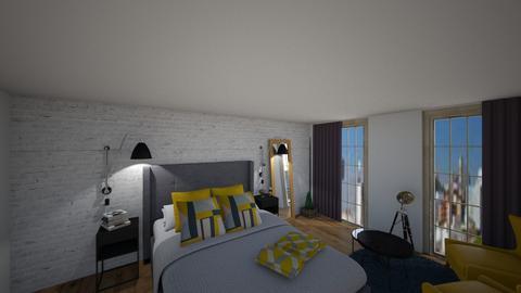 nicos depto dormitorio - by lorenamachin2323