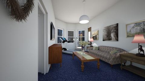 344 Clinton Street 3B - Living room - by SammyJPili
