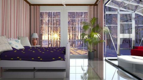 Twilight - Bedroom - by sasalex88