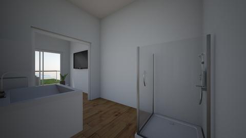 Resort Suite 1 Bathroom   - by averygrace06