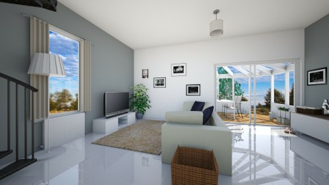 New - Living room - by Adriana10