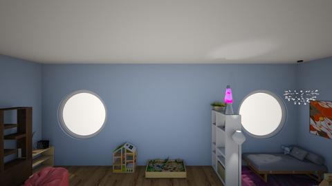 playroom - Kids room - by amle3026