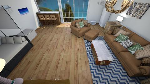 beach view - Bedroom - by jenniferlzippel