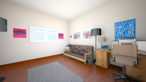 room - Bedroom - by tabithamorrow