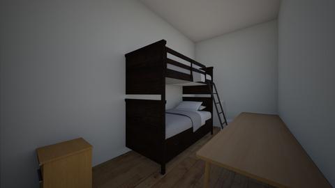 hhh - Kids room - by sad_yt