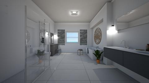 Luxurious Bathroom - Modern - Bathroom - by Joy Oke