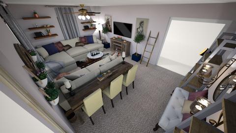Living Room 3B - Living room - by lauecoop