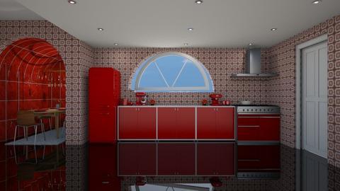 MI031 - Kitchen - by i l o n a