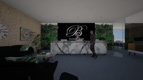 bee design studio - Office - by allday08