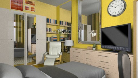 zsinorrelax1 - Bedroom - by zsina