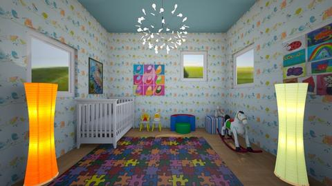 Nursery - Kids room - by musikd