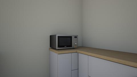 Kitchen Layout  - Kitchen - by vlopez081