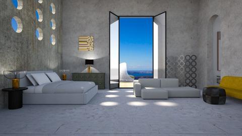 MODERN1 - Modern - Bedroom - by tolo13lolo