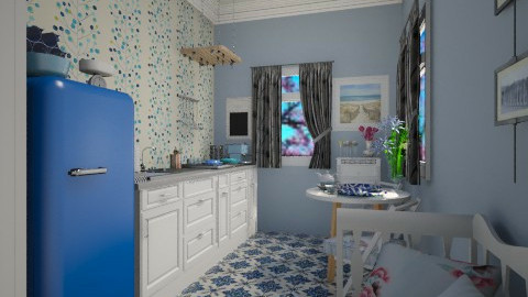 Lovely kitchen - Classic - Kitchen - by martinabb
