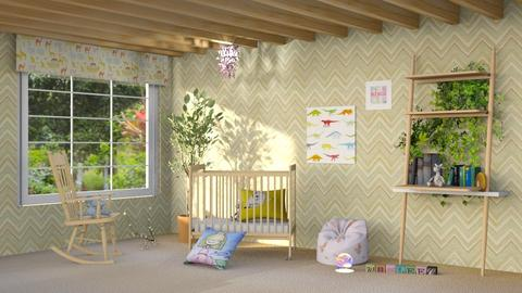 baby - Kids room - by lullabyzz