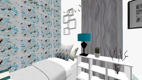 My Room - Modern - Bedroom - by logan317