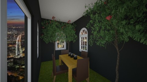 Indoor garden_dining - by tcsotm