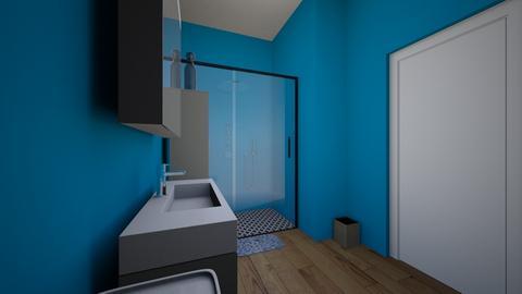 Single room - Modern - Bedroom - by Humbza55