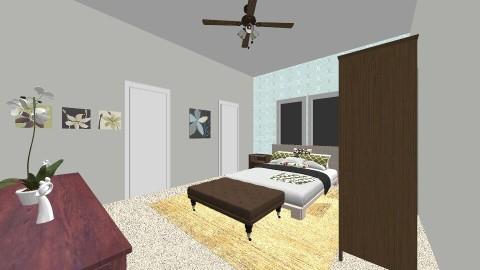 bedroom01 - Bedroom - by ayatobero