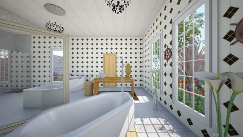 banheiro ssaa - Bathroom - by Araujo